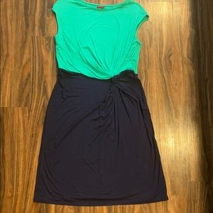 Merona shirt dress, new